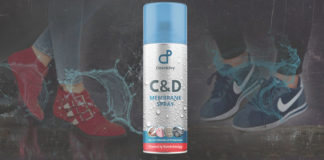 C&D Membrane Spray