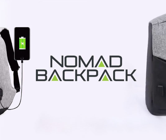 nomad backpack